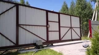 Откатные ворота(, 2016-06-02T14:19:32.000Z)