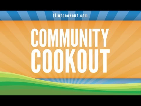 Flint Community Cookout