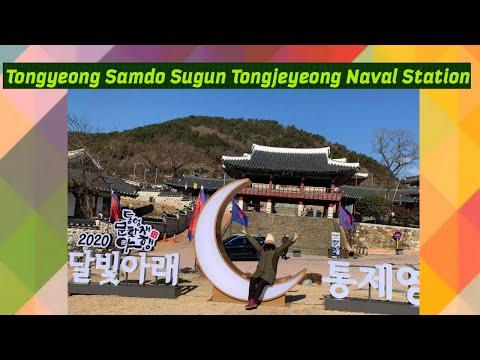 Tongyeong Sando Sugun Tongjeyeong Naval Station