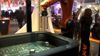 Repeat youtube video KUKA Robotics at AUTOMATICA 2012