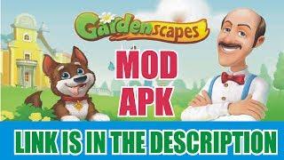 Garden Scape MOD APK (UNlocked Everything)