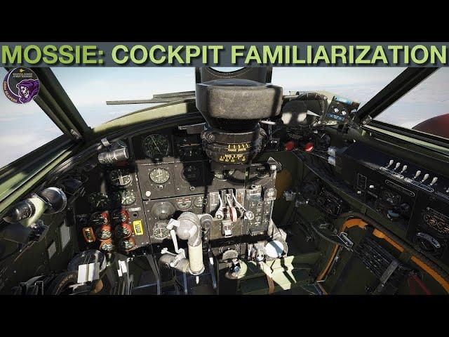 Mosquito FB MkVI: Cockpit Familiarization Tutorial   DCS WORLD