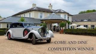 Come and Dine at Highclere Castle - Competition Winner