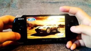 Видео обзор моей PSP