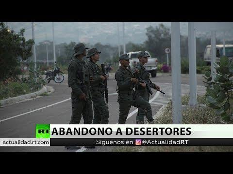 Desertores del Ejército venezolano denuncian abandono desde Colombia