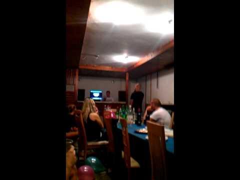 19.8.2011 Chata Jur - Matus Karaoke