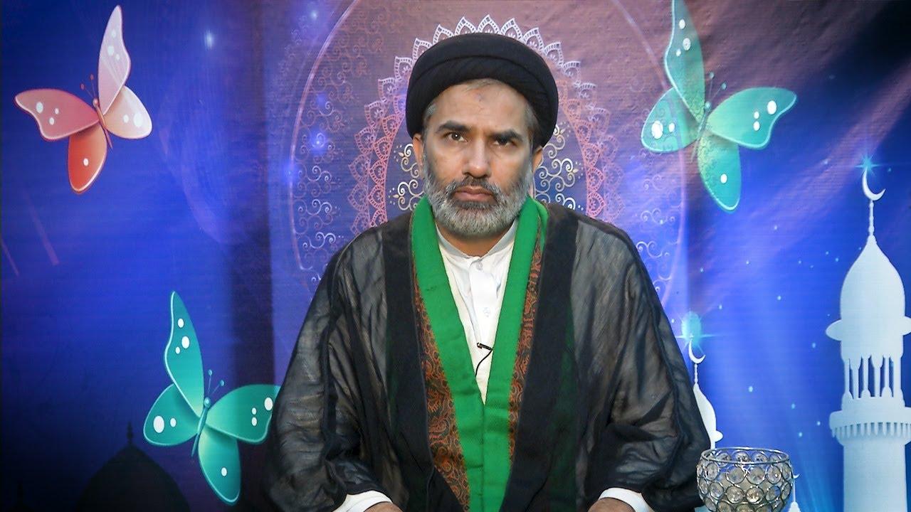 Marifat e Imam Zamana A s|Allama Syed Ahmad Naqvi|EP03 ...