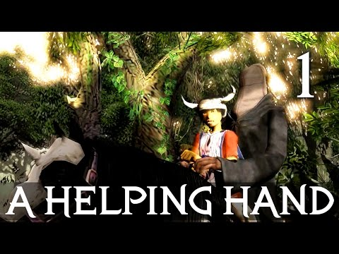 [1] A Helping Hand (Let's Play ICO Remastered w/ GaLm)