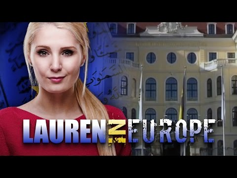 Lauren Southern in Europe: On the hunt for Bilderbergers
