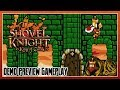 Shovel Knight: King of Cards Demo Preview Gameplay