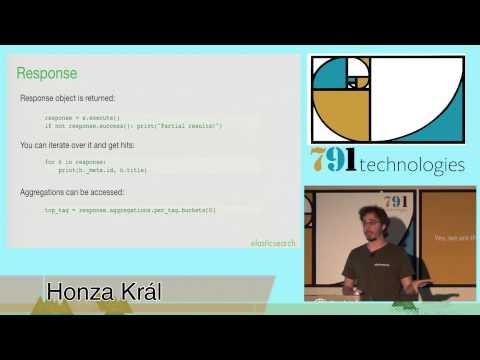 DjangoCon 2014- Elasticsearch DSL