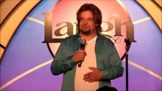 Ismo Leikola, Laugh Factory 2014 finals.