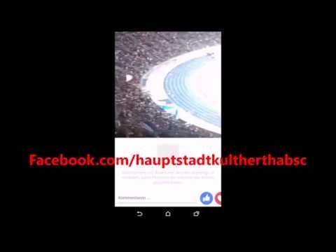 Hertha BSC vs Schalke 2:0 beide Tore Live