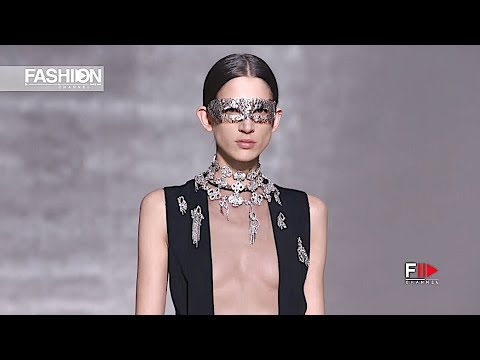 GIVENCHY Haute Couture Spring 2019 Paris – Fashion Channel
