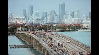 2018 Fitbit Miami Marathon & Half Marathon