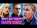 Why These Celebs Can't Stand Ellen DeGen