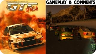 Global Touring Challenge: Africa Gameplay HD