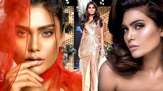 Pakistan's Best Super Model Zara Abid Last Fashion Show 2020 | Pia Plan Crash New Update
