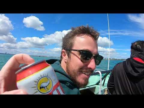 FISHING, SEA SICKNESS AND SAVING LIVES Episode 2
