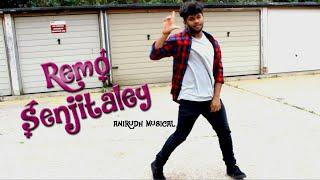 Remo - Senjitaley | Dance | Sivakarthikeyan, Keerthi Suresh | Anirudh Ravichander | Nanthu Jey