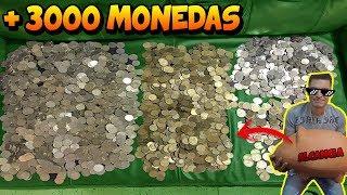 CAMBIANDO +3000 MONEDAS EN EL BANCO *mis ahorros de 1 año* - TATTO VLOGS