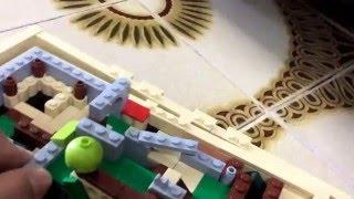 Lego ideas maze-21305 Add some creativity of your own... My own custom maze.