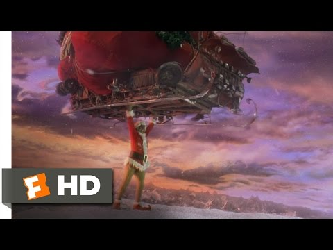 How The Grinch Stole Christmas Movie Clip