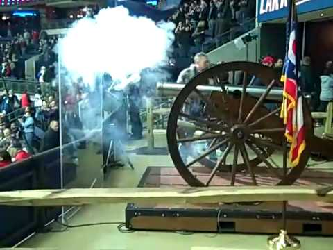 "TJ Oshie on the Columbus Blue Jackets cannon: ""It&39s the worst"