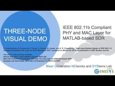 Three-Node Visual Demo