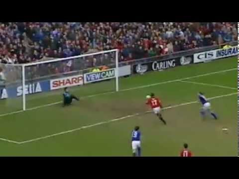 United 9-0 Ipswich (Andy Cole five goals)