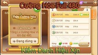 Garena DDTank:Mẹo Đập Cường Hóa Vũ Khí Full 480 Sau Hơn 1 Tháng Chơi Game