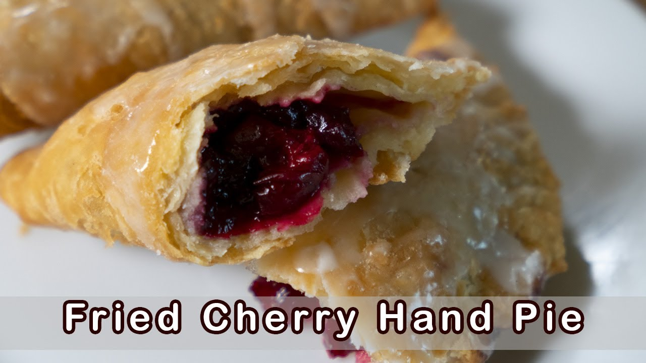 Download How to Make Fried Cherry Hand Pies