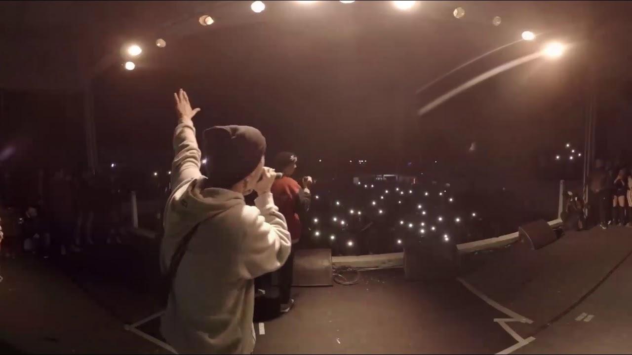 Live Show - C.R.O in 360º - Club Zone