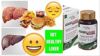 Liver Ko Strong Kaise Banaye   How to detoxify liver naturally   Deblina Rababi