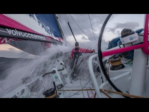Team SCA Wipeout | Volvo Ocean Race 2014-15