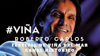 Roberto Carlos - Desahogo (en Vivo HD) - Festival de Viña del Mar 2011 #VIÑA
