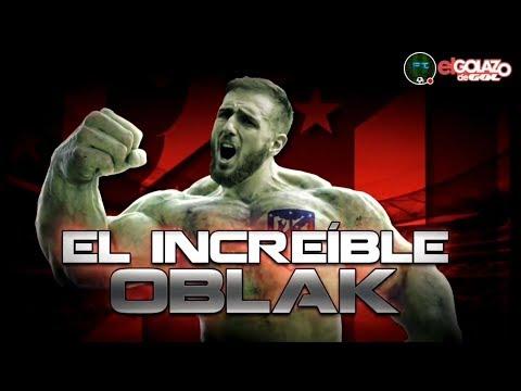 EL INCREÍBLE OBLAK