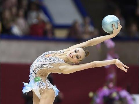 Anastasia Guzenkova  - Ball AA 20.450 Championship of Moscow 2019