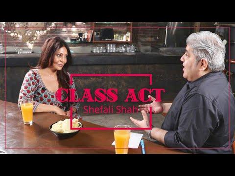 CLASS ACT: Shefali Shah with Rajeev Masand I Delhi Crime   Juice I Dil Dhadakne Do