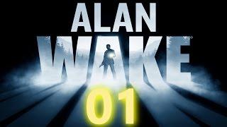 ALAN WAKE Walkthrough [No Commentary] - Episode 1: Albtraum - Part 1 (PC/Deutsch/German/1080p)