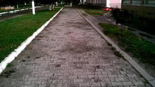 видео Благоустройство территории асфальт, бетон или тротуарная плитка