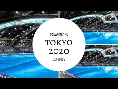 What Will Panasonic Do When It Comes to 8K? (Tokyo 2020)