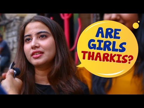 Are Girls Tharki?  | Indian Girls Open Talk on Tharkipan | Wassup India Best Comedy Video