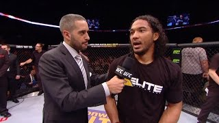 Fight Night Broomfield: Henderson and Thatch Octagon Interviews