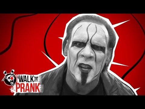 Favorite Wrestler | Walk Behind The Prank | Disney XD