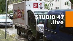 "STUDIO 47 .live   ONLINE-SUPERMARKT ""PICNIC"" STARTET IN DUISBURG"