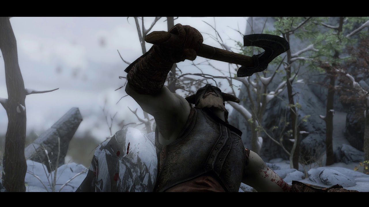Mods y tweaks - The Elder Scrolls V: Skyrim en PC › Juegos (142/146)