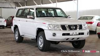 2017 Nissan Patrol Safari