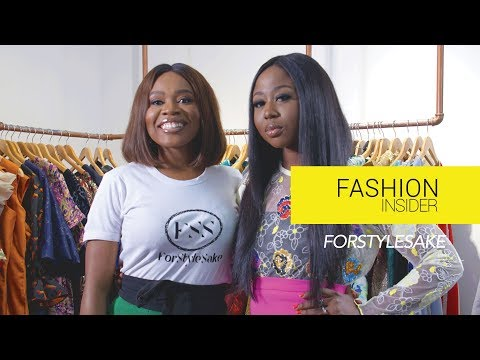 For Style&39;s Sake : Fashion Insider with SHOP FSS