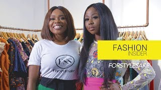 For Style's Sake! : Fashion Insider with SHOP FSS
